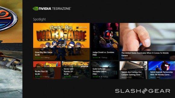 1 Windows RT TegraZone