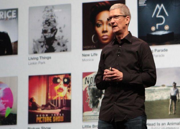 Apple no descarta lanzar un iPhone con pantalla de 5″