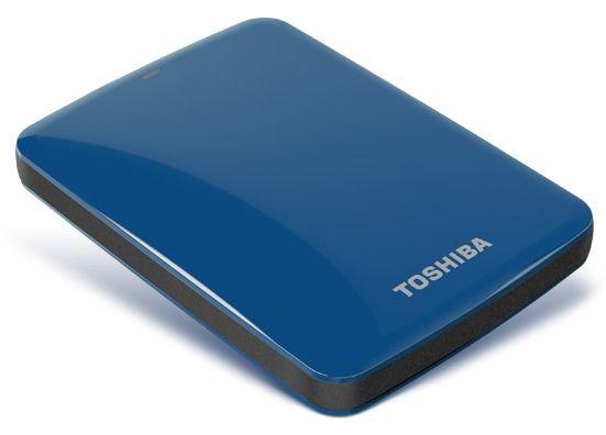 Toshiba Canvio Connect, disco duro externo y servidor de archivos