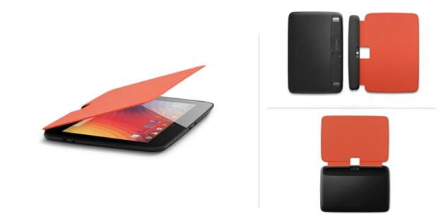 Cover para Nexus 10, primer accesorio oficial para el tablet de Google 39