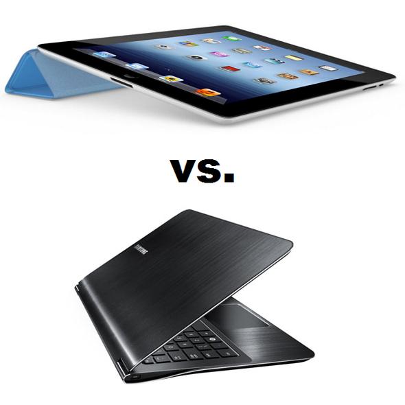¿Contraatacará Apple con un iPad Maxi ante la amenaza ultrabook?