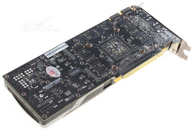 Primeras fotos y especificaciones técnicas de GeForce GTX 780 32