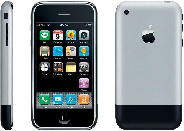 """El iPhone 2G pasará """"a mejor vida"""" en junio de este año"""