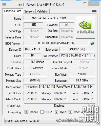 Nueva GeForce GTX 760M, más potencia gráfica para portátiles 31