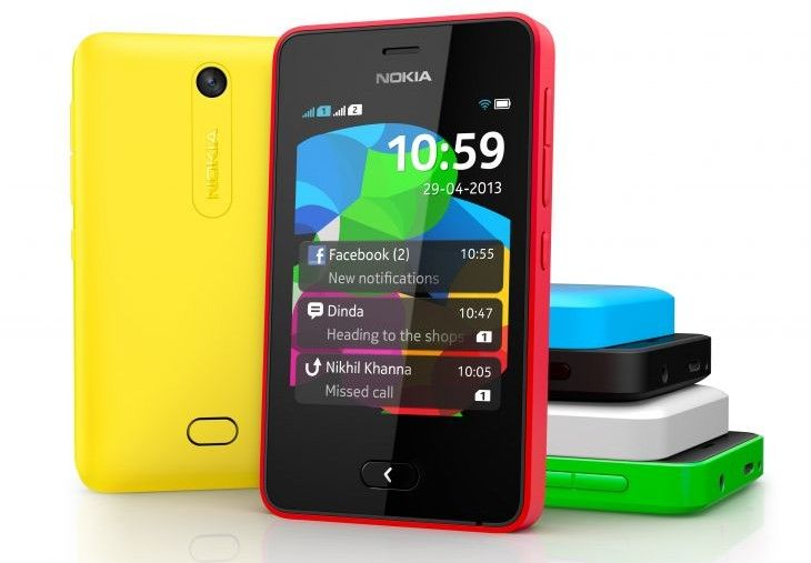 Nokia Asha 501, su featured-phone más avanzado