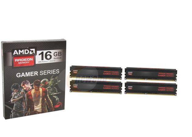 AMD lanza memoria RAM para PCs de juegos 30