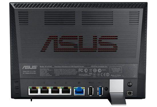 ASUS RT-AC56U,