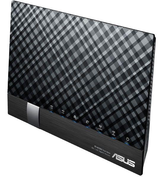 ASUS RT-AC56U, nuevo router con conexión Wi-Fi AC con
