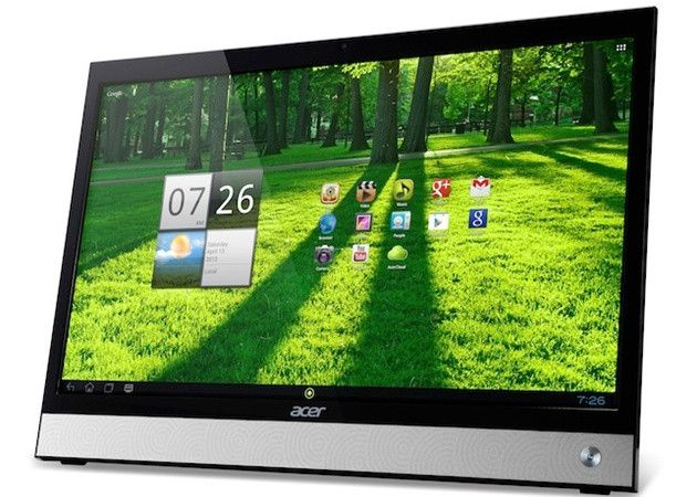AIO Acer con Haswell y... Android