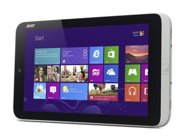 Acer presenta el primer tablet de medio formato con Windows 8 29