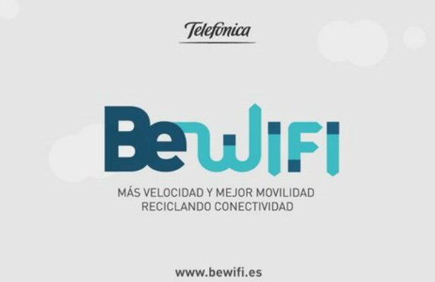 Movistar BeWifi, la conexión a Internet social