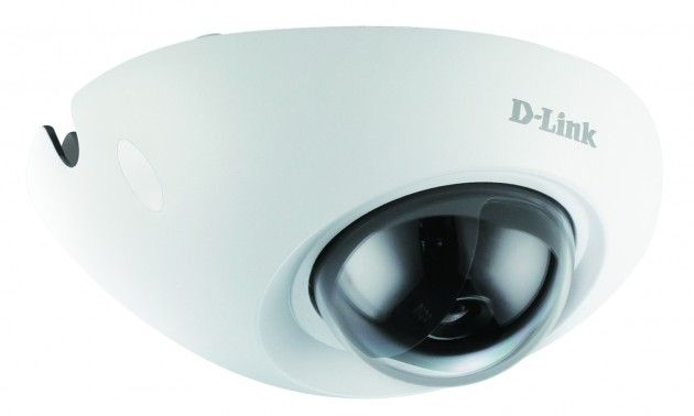 D-Link sigue impulsando la videovigilancia IP 28