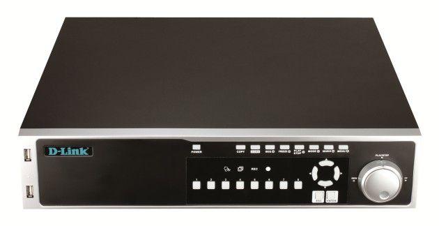 DNR 2060 08P 630x324D Link JustConnect, solución de videovigilancia con grabación para negocios