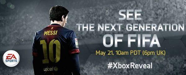 FIFA 14 verá la luz mañana en la presentación de la nueva Xbox