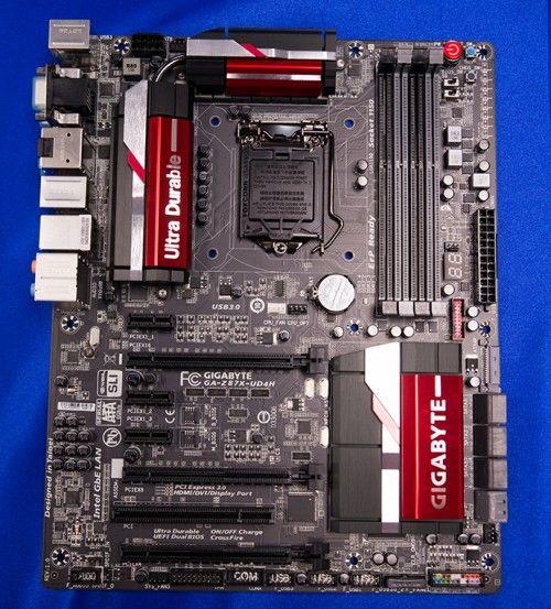 GIGABYTE muestra su nueva y completa línea de placas base Z87 41
