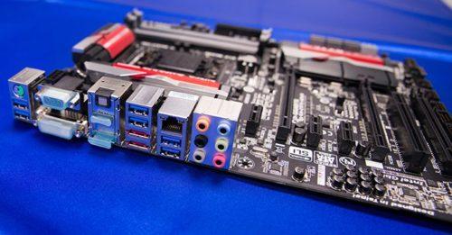GIGABYTE muestra su nueva y completa línea de placas base Z87 42