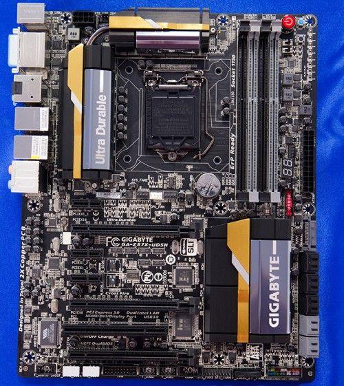 GIGABYTE muestra su nueva y completa línea de placas base Z87 43