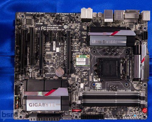 GIGABYTE muestra su nueva y completa línea de placas base Z87 46