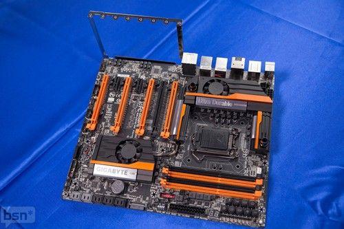 GIGABYTE muestra su nueva y completa línea de placas base Z87 36