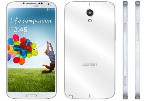 El Galaxy Note III utilizará un Snapdragon 800