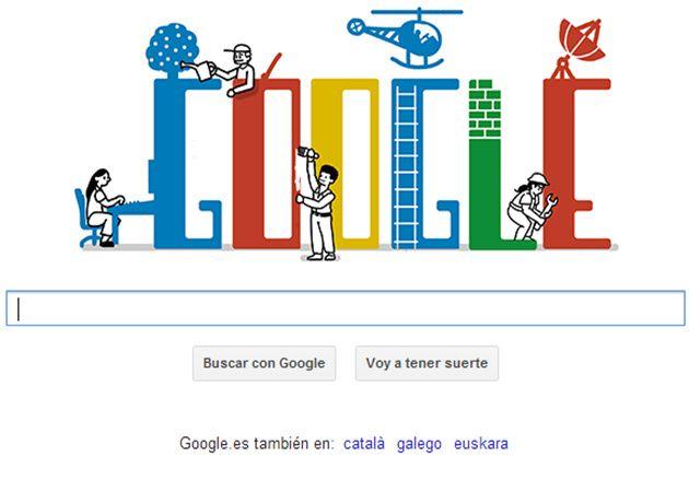 Google celebra el Día Internacional del Trabajo
