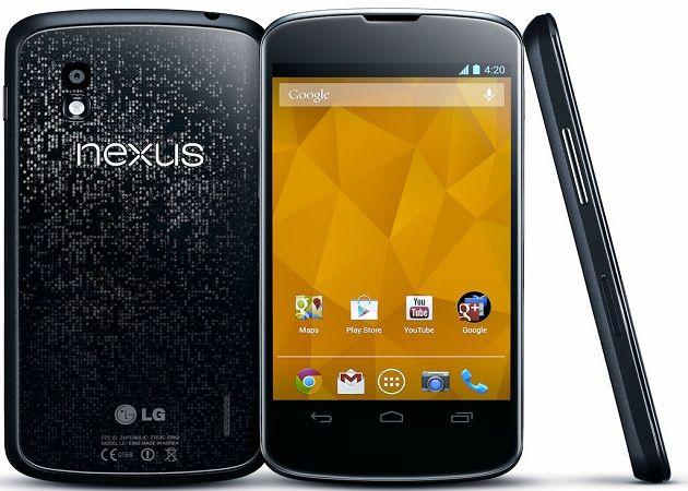 Google y LG trabajan conjuntamente en el próximo Nexus