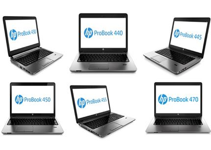 Nuevos portátiles HP ProBook 200 y 400 29