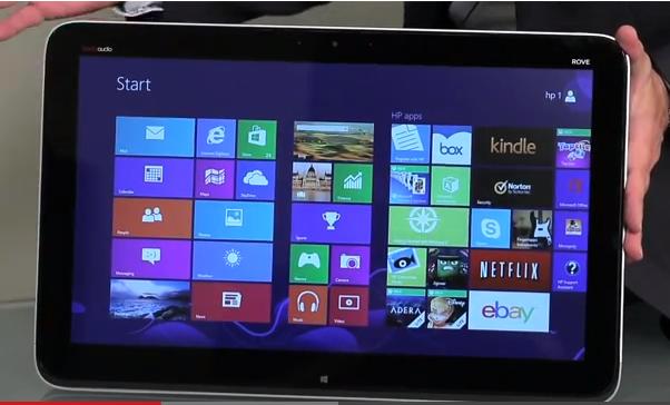 HP Envy 20 Rove, todo en uno portable con Intel Haswell 29