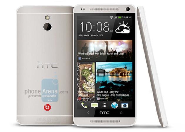 HTC M4, nuevo smartphone One en variante 'mini'