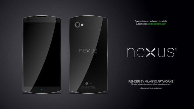 LG Google Nexus 5 630x354Google and LG are working together on the next Nexus