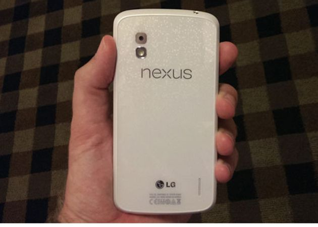Google Nexus 4 blanco en junio y con Android 4.3 36