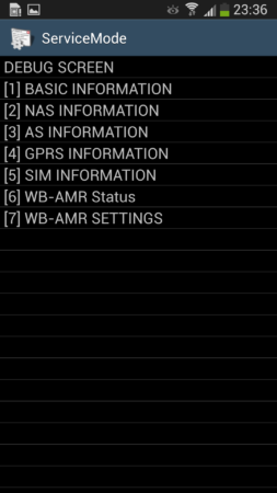 Activa soporte de voz HD en tu Galaxy S4 33