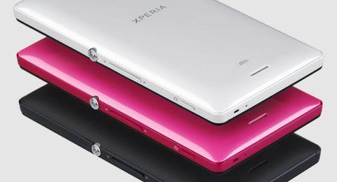 Sony amplía línea de smartphones con Xperia UL 32