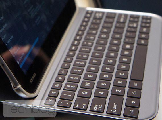 Toshiba AT10LE, nuevo tablet con Tegra 4 30