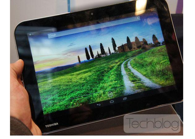 Toshiba AT10LE, nuevo tablet con Tegra 4 28
