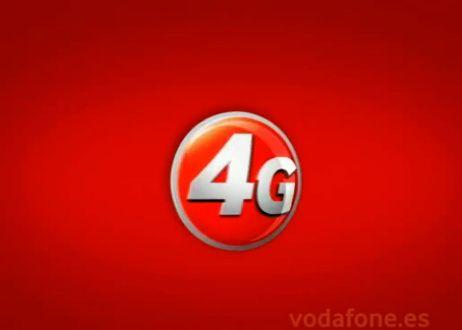 Vodafone lanza 4G en España desde esta misma semana