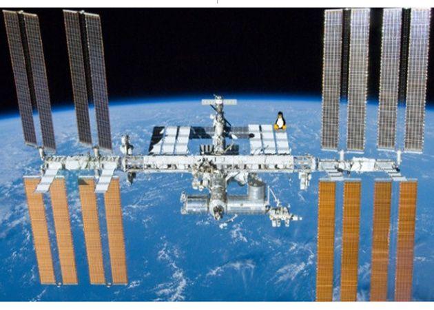 NASA migra equipos de Windows a Linux en la ISS 28