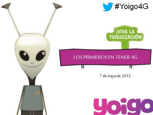 Yoigo impulsa LTE / redes 4G en España 29