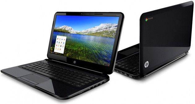 'Slippy', nuevo Chromebook con Intel Haswell