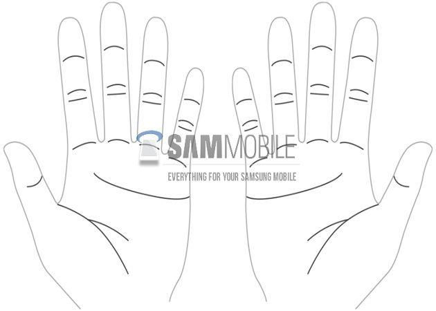 Samsung prepara sistema de reconocimiento de huellas dactilares