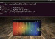 Rootean Google Glass y corren Ubuntu en directo desde Google I/O 40