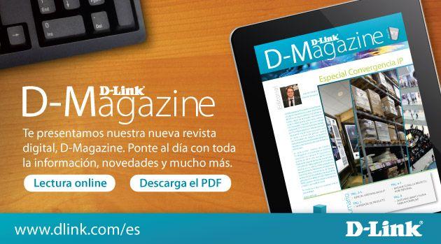 D-Link Magazine