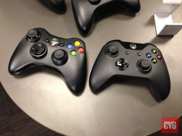 Mando Xbox One y 360
