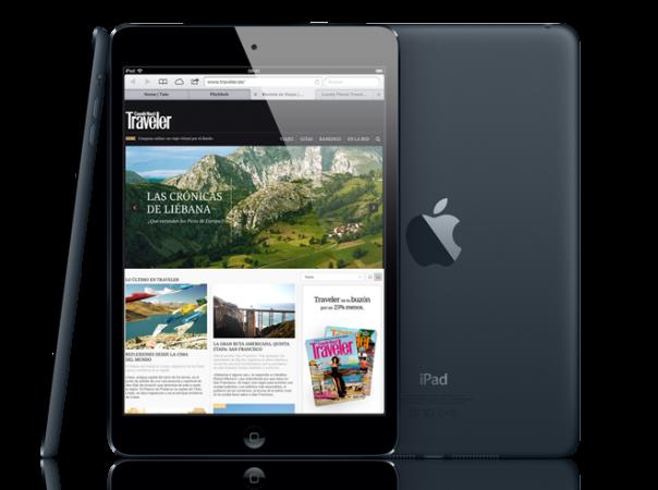 Veremos dos nuevos iPad mini antes de fin de año