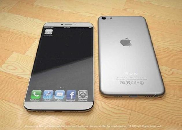portada iPhone 6 concepto