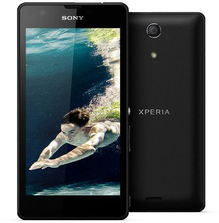 Sony Xperia ZR, como pez en el agua 30