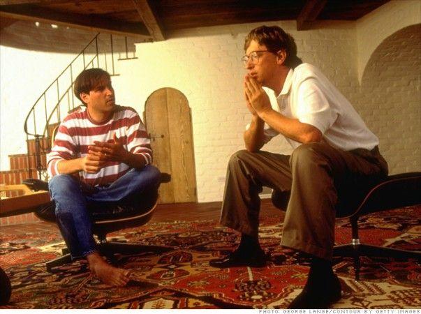 """Bill Gates: """"Steve Jobs fue mejor en diseño de marca de lo que yo fui"""" 29"""