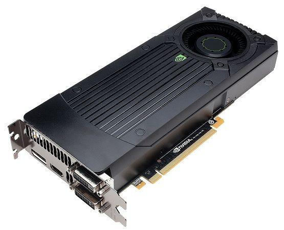oficial NVIDIA GTX 760