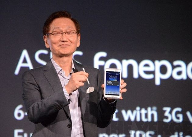 ASUS FonePad Note, phablet con Atom y Android
