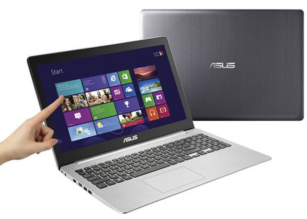 """ASUS VivoBook S551, Ultrabook 15"""" con Haswell"""